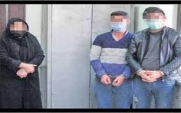 اجیر کردن دزد برای دزدی از خانه عمه