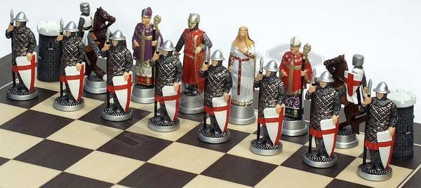 آموزش شطرنج به زبان ساده با تصاویر متحرک
