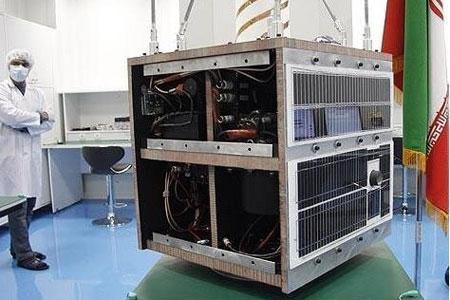 تحویل 4 ماهواره به سازمان فضایی ایران
