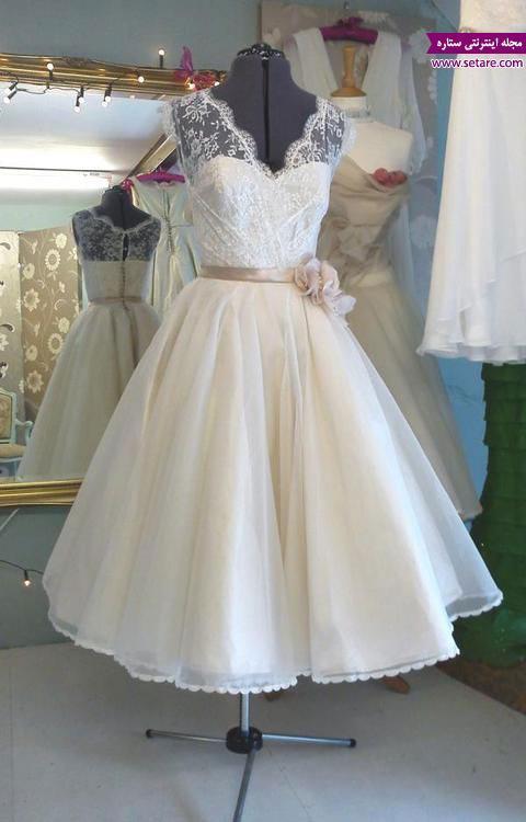 مدل لباس عروس جدید و شیک ایرانی