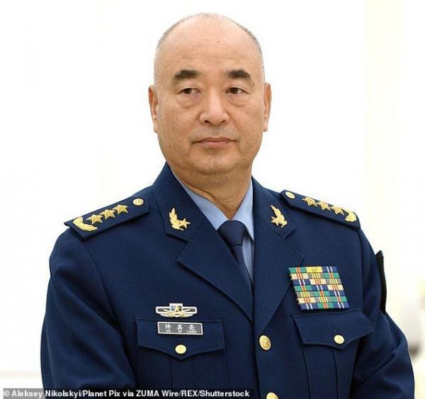درخواست فرمانده ارشد ارتش چین برای افزایش بودجه نظامی در مواجهه با تهدید جنگ آمریکا