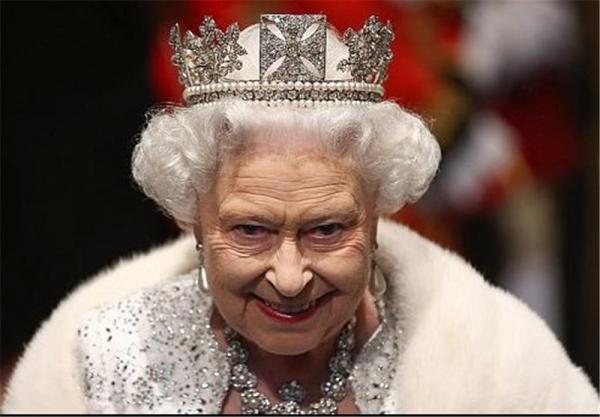 واکنش ملکه الیزابت به افشاگری جنجالی عروس و نوه اش خبرنگاران