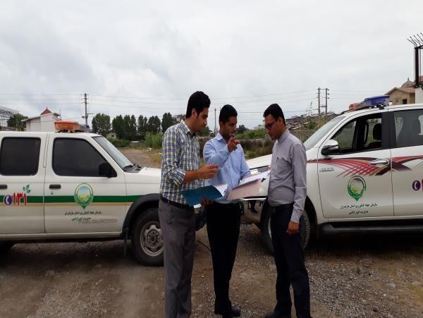 خبرنگاران جهاد کشاورزی پردیس در تعطیلات نوروز فعال است
