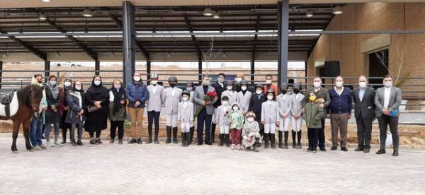میزبانی از مسابقات بین المللی سوارکاری در دستور کار سرزمین ایرانیان زرندیه