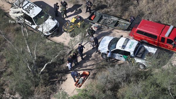 بازداشت ده ها مهاجر در تگزاس