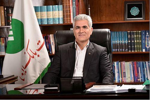 پیغام تبریک دکترشیری مدیرعامل پست بانک ایران به مناسبت حلول ماه مبارک رمضان