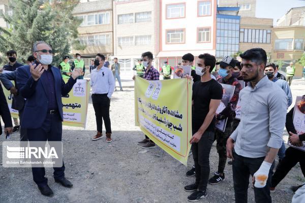 خبرنگاران واکنش نایب رییس مجلس به گرداندن دستگیرشدگان چهارشنبه سوری