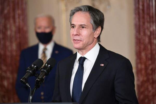 وزیر خارجه آمریکا به اوکراین می رود