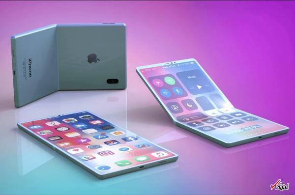 منتظر گوشی های تاشوی اپل در سال 2023 باشید