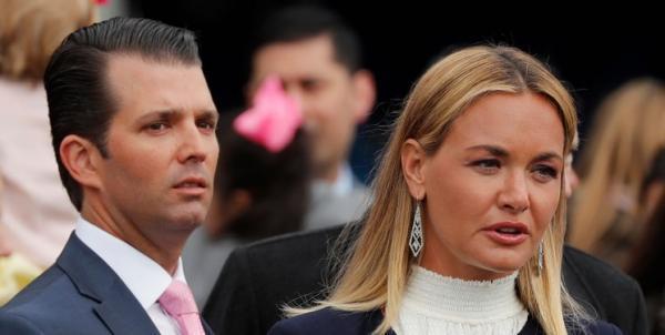 افشای روابط غیراخلاقی عروس ترامپ با مأمور سرویس مخفی آمریکا
