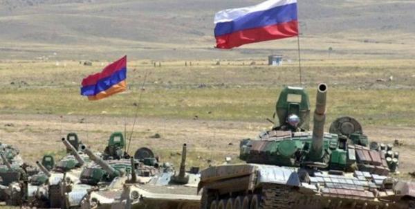 تاکید احزاب ارمنستان در همکاری با ارتش روسیه جهت تقابل محتمل با باکو