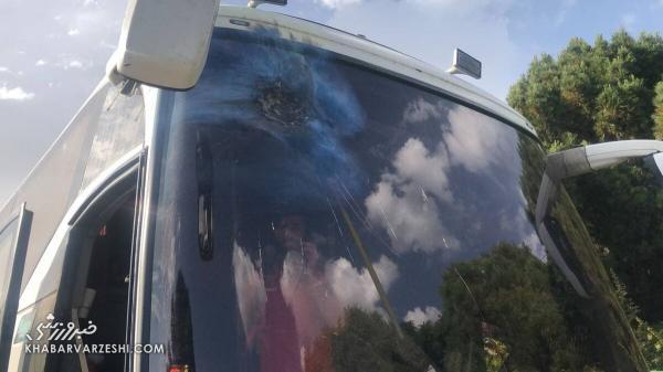 باید با آرپی جی اتوبوس پرسپولیس را در اصفهان می زدند!، واکنش طرفداران پرسپولیس!