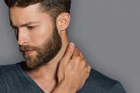 نقش ریش در سلامت مردان