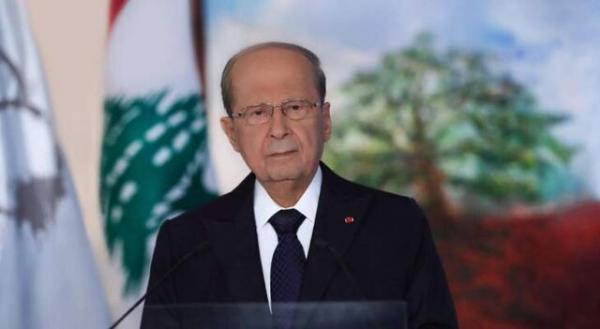 عون: سازمان ملل برای بازگرداندن آوارگان سوری یاری کند