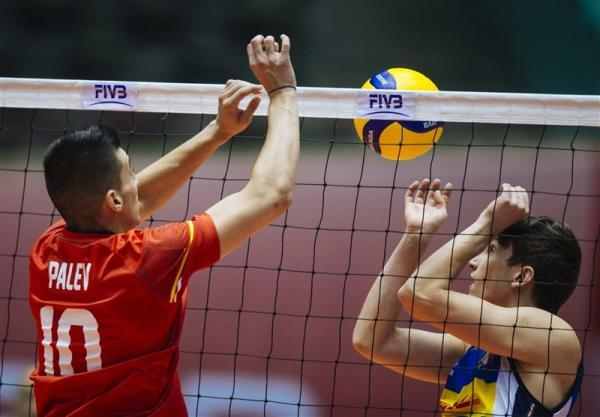 والیبال نوجوانان دنیا، بلغارستان با شکست ایتالیا به نیمه نهایی رسید