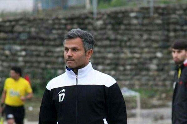 مدافع سابق استقلال سرمربی تیم فوتبال سپیدرود رشت شد