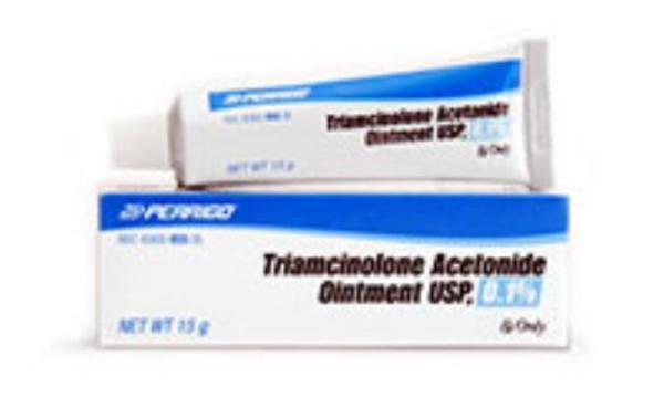 تریامسینولون (TRIAMCINOLON)